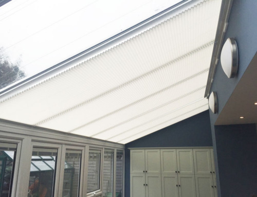 Independently-controlled motorised blinds: a case study